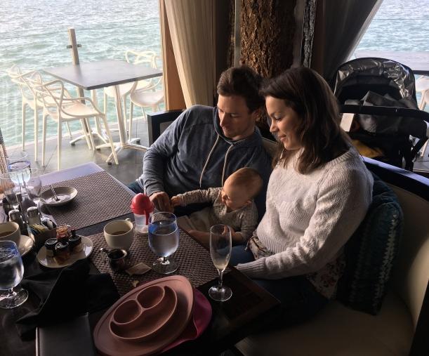 Baby Seattle Travel Blog Happy Go Bliss Brunch Family