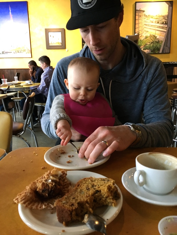 Happy Go Bliss by Andrea Bliss Veale - Travel Guide Seattle Blog Baby coffee shop