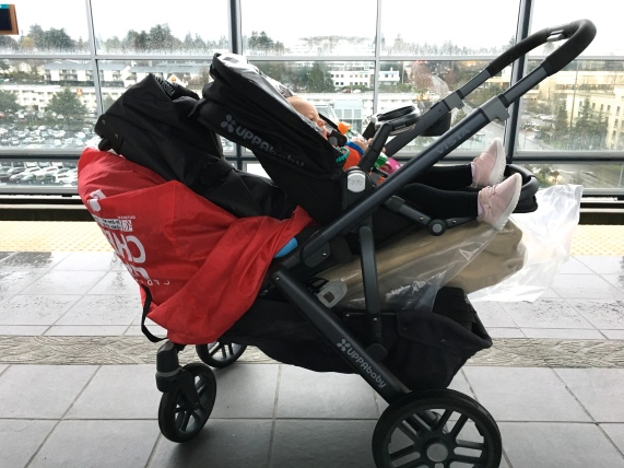 Happy Go Bliss by Andrea Bliss Veale Travel Seattle Blog Stroller Envy