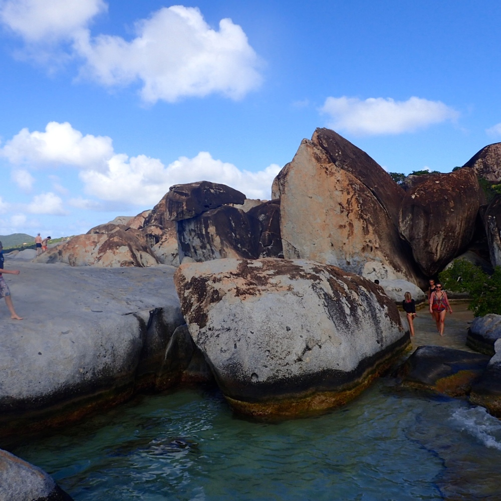 Happygobliss BVI The Baths