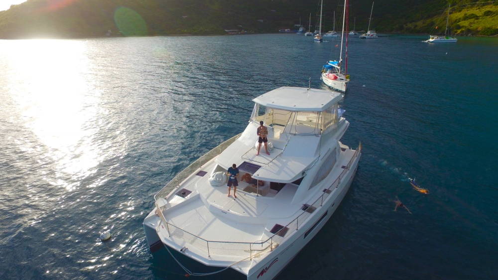 Happygobliss Catamaran BVI