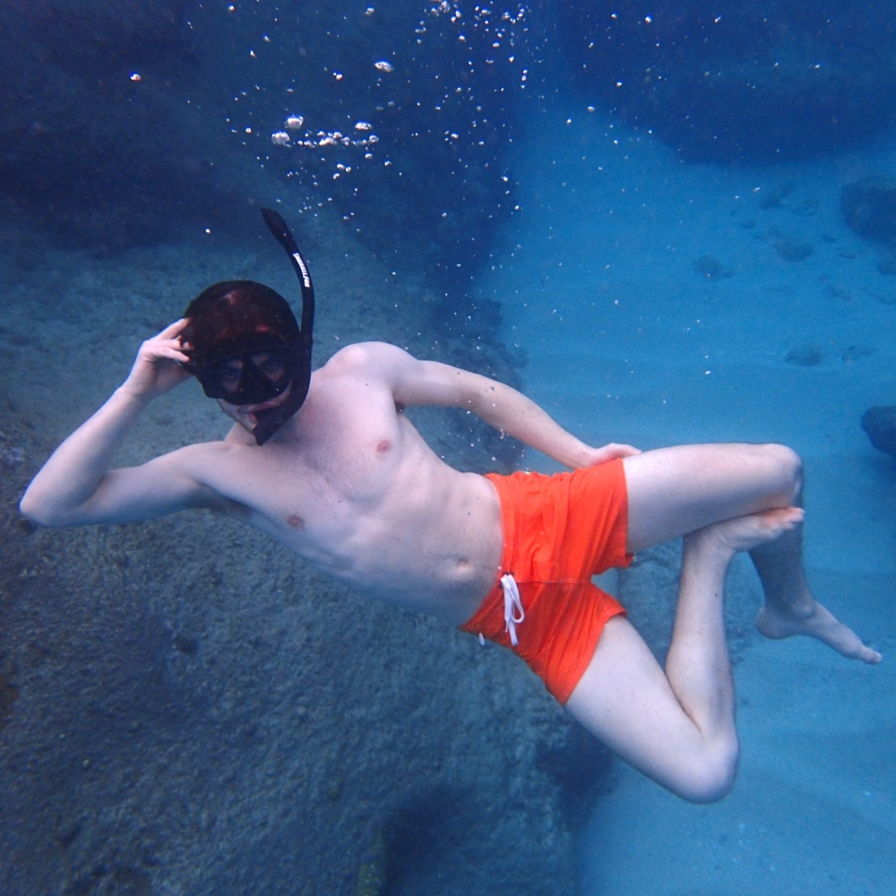 Happygobliss BVI Snorkeling