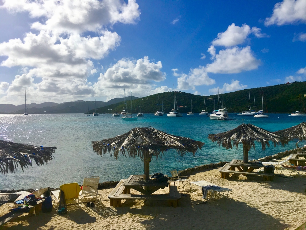 Happygobliss BVI Marina Cay Beach