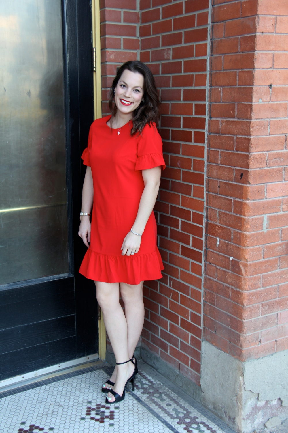 Happy Go Bliss - Perfect Red Dress