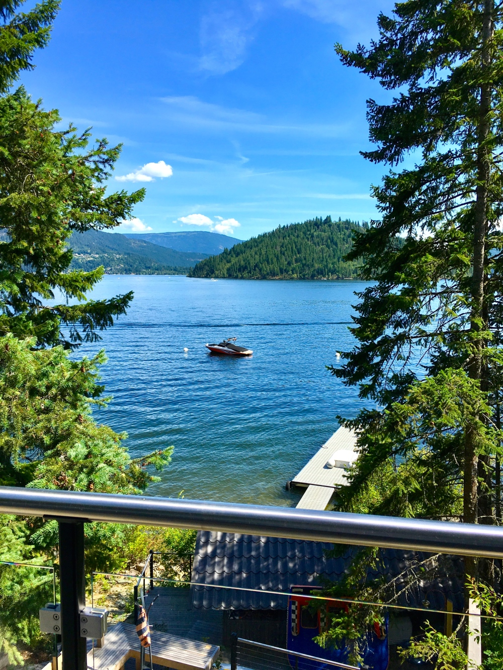 Shuswap Lake, Lake Life, British Columbia, Cabin, Wanderer, Travel