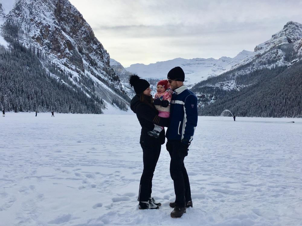 Lake Louise Family